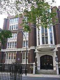 University Hall, Gordon Square in London